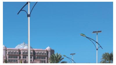 你知道怎么选择太阳能路灯厂家才适合你吗?