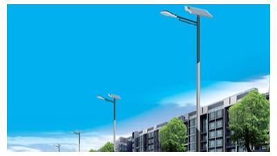 太阳能led路灯是怎么组成的?有哪些一部分?