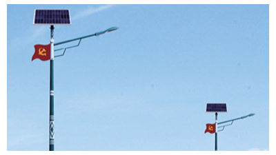 led太阳能路灯为何被普遍应用于农村地区?