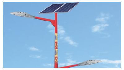 太阳能led路灯给您挑选适宜的计划方案