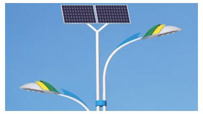 led太阳能路灯生产厂家能够达到顾客对路灯色调的规定