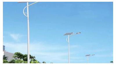 LED太阳能路灯适合应用在哪些场景下?