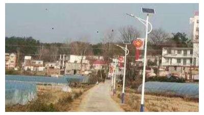 很多农村的太阳能路灯为啥不亮整晚呢?答案在这里