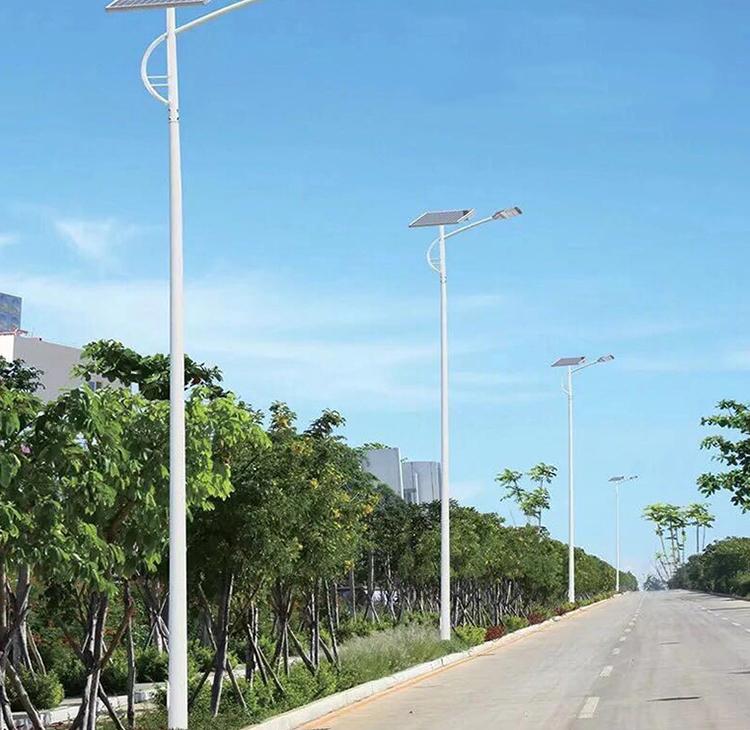 LED太阳能路灯_太阳能led路灯_南德太阳能路灯生产厂家