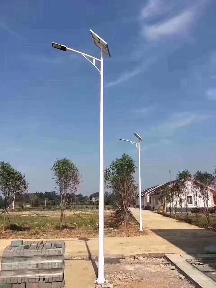 太阳能路灯定制 6米太阳能路灯 南德太阳能灯饰有限公司
