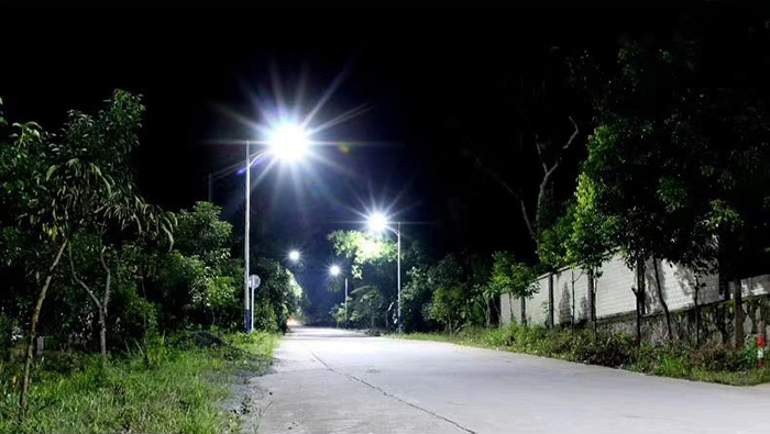 太阳能路灯价格 太阳能路灯厂家 南德
