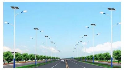 太阳能路灯价格造成差异的原因