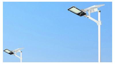 农村太阳能路灯具有了一定了亮化工程实际效果