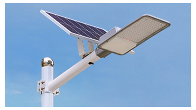 led太阳能路灯不一样高度的安装间隔