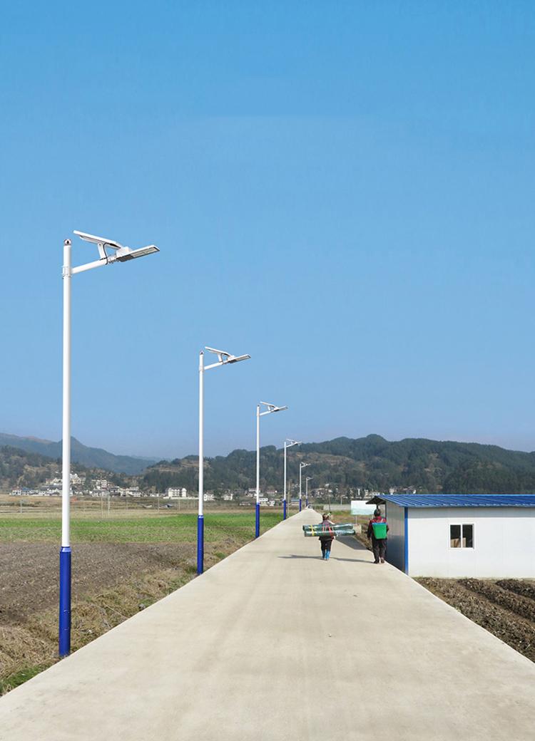 太阳能路灯_农村太阳能路灯_太阳能路灯工程