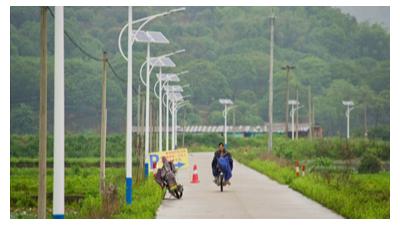 进入雨季潮季太阳能马路灯安装措施!
