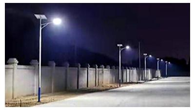 新农村太阳能路灯要明确应用场地当中所必须的规定