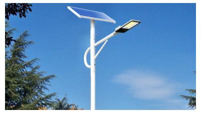 太阳能led路灯在旅游景区安裝的优点比较多