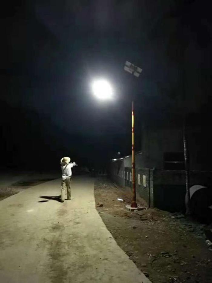 琼中太阳能路灯_太阳能特色路灯_民族特色太阳能路灯