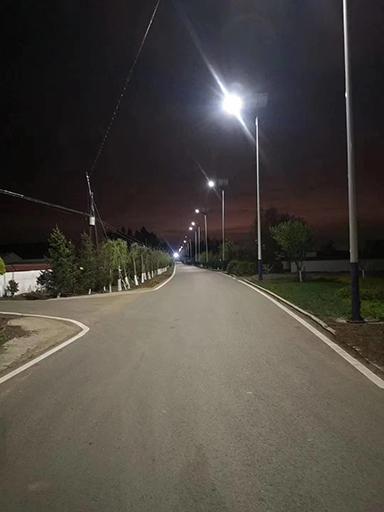 广西方乡龙开村太阳能路灯,照亮群众脱贫致富的幸福路