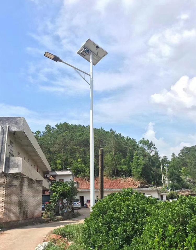 新农村太阳能路灯_LED太阳能路灯_南德太阳能路灯