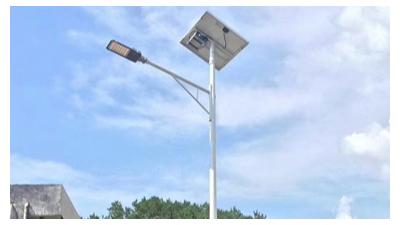 太阳能路灯无论是从什么层面看来优点全是十分显著的
