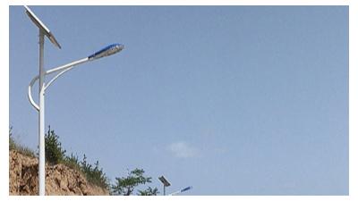 新农村led太阳能路灯安装的三个要点!