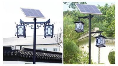 南德太阳能:大功率LED路灯特性