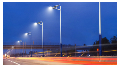 农村led太阳能路灯凭着技术性上的优点获得普遍应用