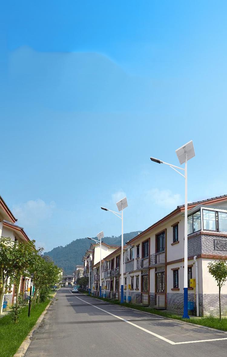 led太阳能路灯_农村太阳能路灯_6米太阳能路灯