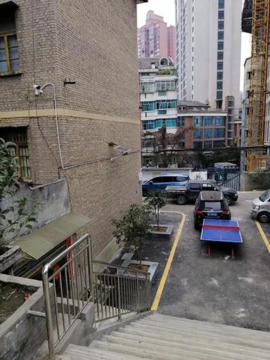 贵州省织金县登高楼黔美花园三期太阳能路灯系统