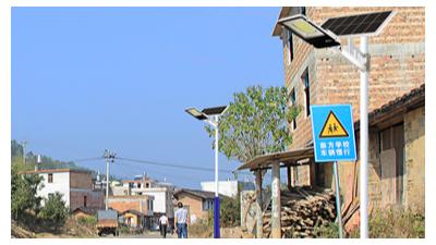 中山太阳能路灯生产厂家如何向好发展