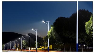 太阳能led路灯挑选时不可以忽略的特性