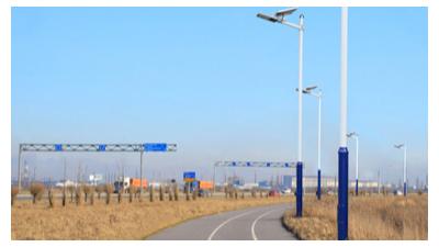 新农村太阳能路灯购置价格为防止出现难题要综合性调查