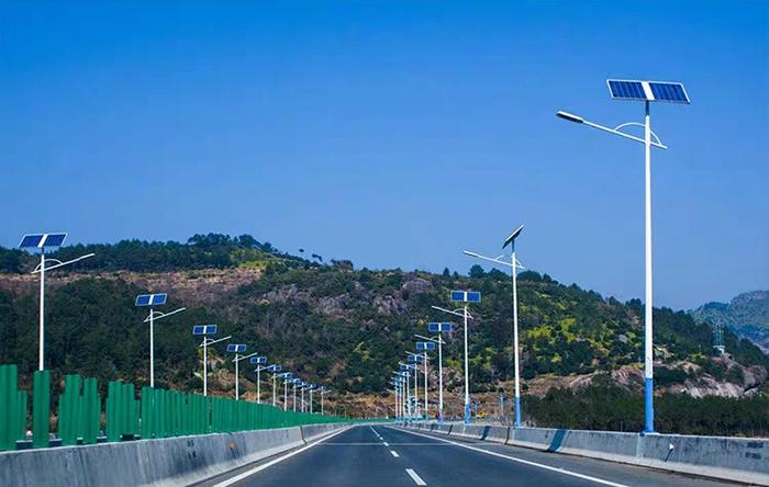 太阳能路灯 太阳能路灯厂家 南德太阳能灯饰有限公司