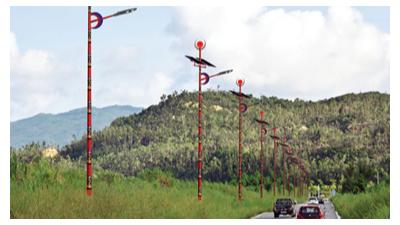 农村太阳能led路灯安裝和应用关键点难题很重要