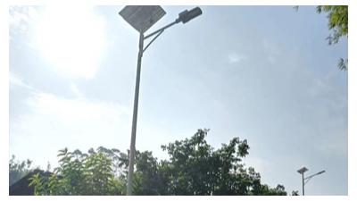 太阳能路灯厂家选哪家:看准产品才是硬道理