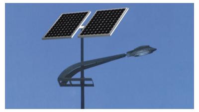 太阳能led路灯50w的价格是多少钱