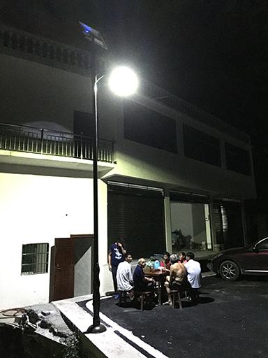 贵州铜仁市印江县太阳能路灯工程案例