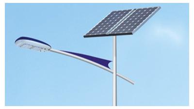 太阳能led路灯也愈来愈多样化