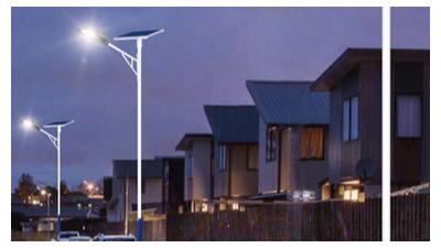 新农村太阳能路灯需要量還是较为大的