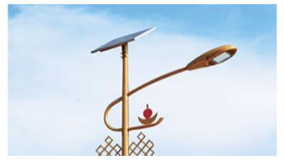 新农村太阳能路灯雨天能够一切正常运行吗?
