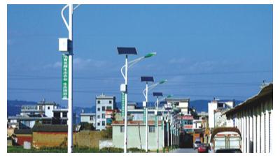 南德太阳能教你如何去看太阳能路灯的质量