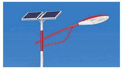 农村太阳能路灯在挑选时要考虑到要素的提议