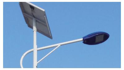 新农村太阳能路灯价格怎样减少进而得到竞争能力