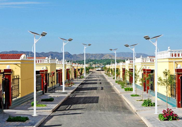 太阳能LED路灯 太阳能道路灯 南德太阳能灯饰有限公司