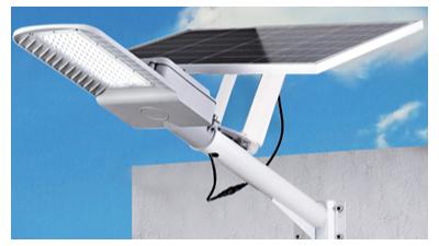太阳能路灯是有发展前途的照明灯具