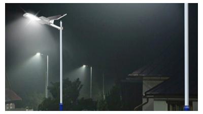 LED太阳能路灯发展趋势特性便是靠高新科技与技术的领先