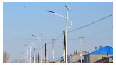 新农村太阳能路灯的规范是啥