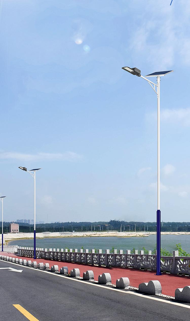 led太阳能路灯_太阳能路灯价格_中山南德太阳能路灯