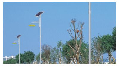 南德太阳能路灯的广泛应用 轻松实现节能与环保
