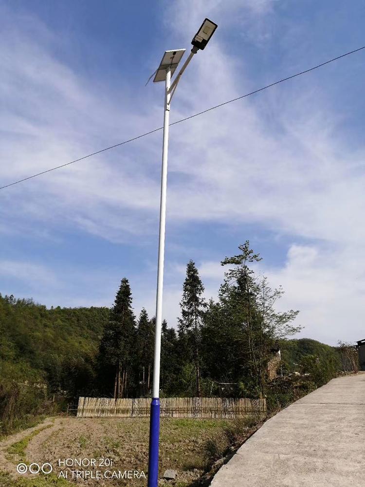 太阳能路灯_新农村建设太阳能路灯_南德太阳能路灯