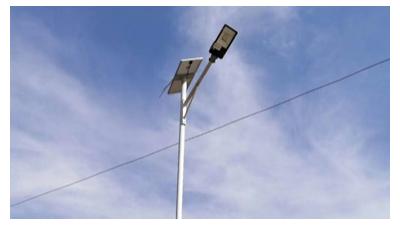 太阳能路灯安装需要注意的7大误区