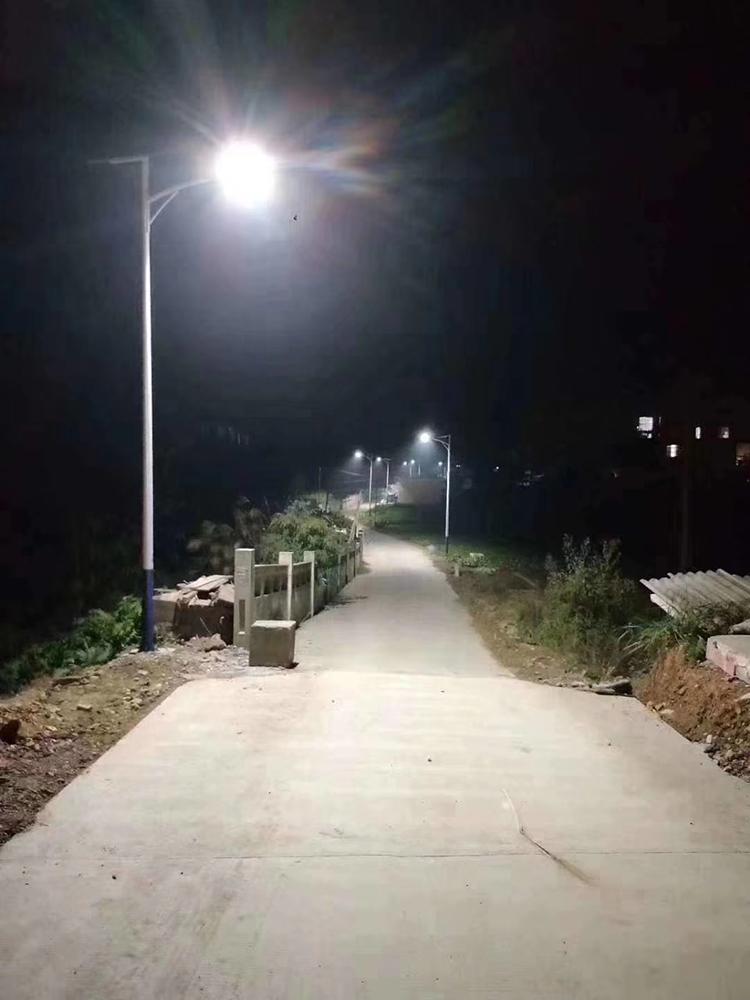 led太阳能路灯_工程太阳能路灯找南德_新农村太阳能路灯厂家