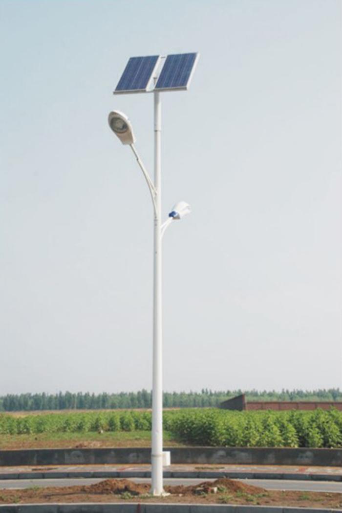 9米太阳能路灯 双头太阳能路灯 南德太阳能灯饰有限公司
